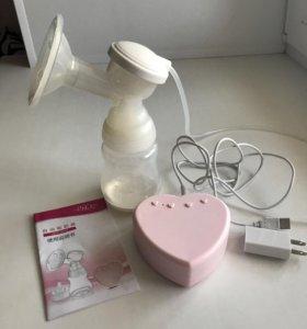 Электрический молокоотсос 3 в 1