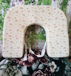 Подушка для кормления двойняшек