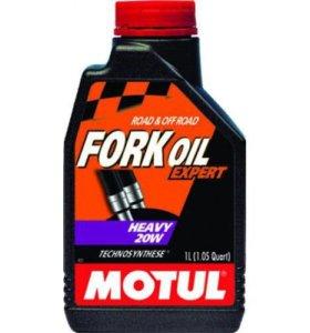 Масло вилочное Motul Fork oil expert 20W