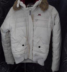 Куртка зимняя HELLY HANSEN ( пух )