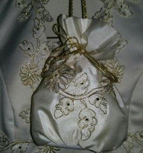 Свадебное платье или выпускное