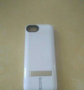 Аккумулятор ODOYO Power+ shell EX для iPhone 5/5s/