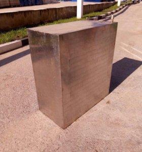 Металлическая емкость для материалов 550литров