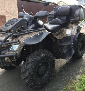 Квадроцикл BRP Can-am Outlander 650 - 2011 года