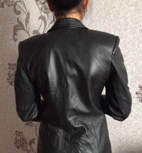 Куртка из натуральной кожи 👜