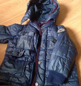 Куртка зимняя geox