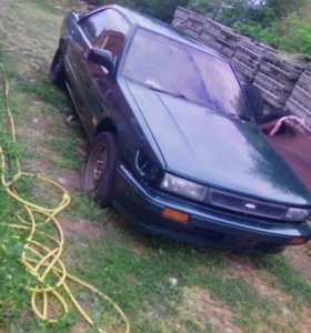 Nissan Bluebird, 1,8 МТ, 1992,седан (разбор)