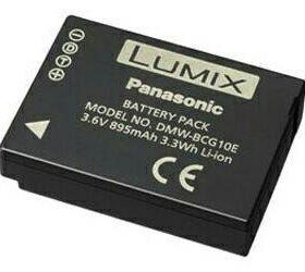 Аккумулятор для фотоаппарата Panasonic DMW-BCG10E