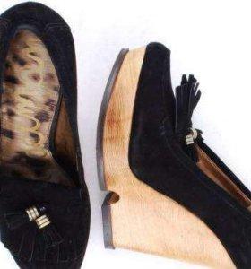 Шикарные туфли лоферы. Бренд. Sam Edelman.