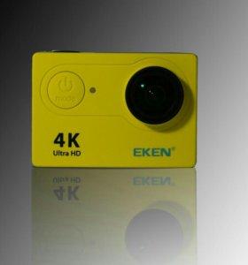 Экшн камера (action camera) Eken H9, как GoPro 4