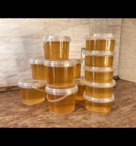 Мёд липовый приморский