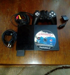 Продаю PlayStation 2