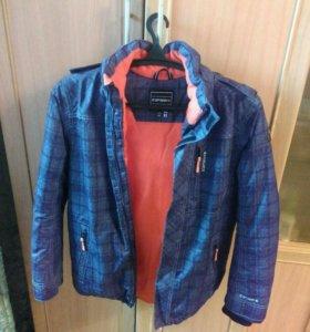 Куртка осенняя для мальчика.