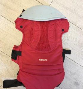 Эрго рюкзак для переноски ребенка amalfy