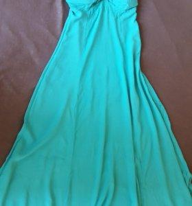 Сказочно красивое платье 44 р