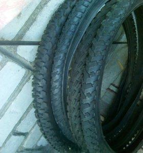 Велосипедные покрышки для 24 колес