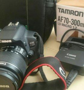 Фотоаппарат Canon EOS 650