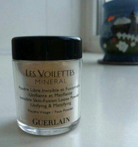 Guerlain пудра миниатюрка