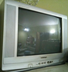 Телевизор SHARP диагональ 50 см