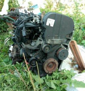 Мотор Форд фокус 1+КПП