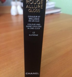 Блеск для губ CHANEL ROUGE ALLURE GLOSS