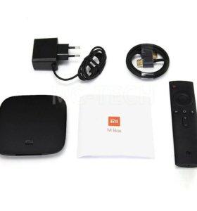 Смарт ТВ приставка Xiaomi Mi Box 3 международная