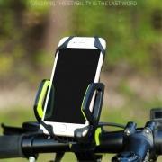 Держатель телефона на руль велосипеда Joyroom зел