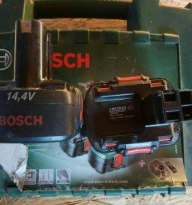 Аккумуляторы для шуруповерта бош Bosch 14.4v