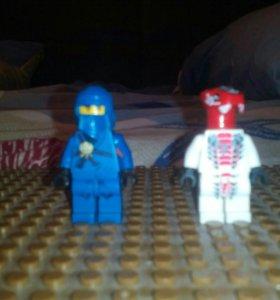 Лего нинзяго