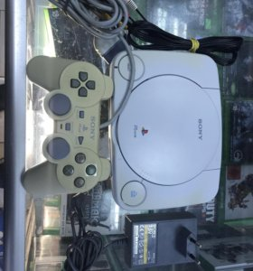 PSOne PlayStation 1 PSX