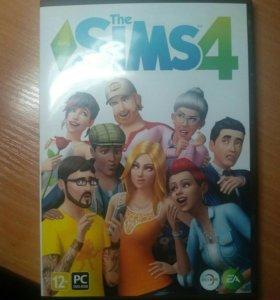 Игра sims4