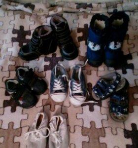 Обувь лето-осень-зима