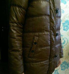 Куртка -осень,теплая зима