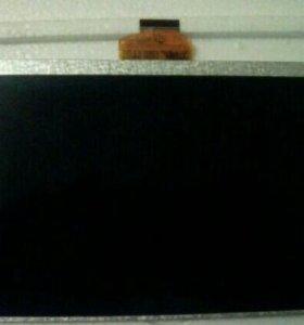 ЖК экран для планшета 7 дюймов