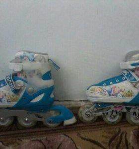 Ролики Skates