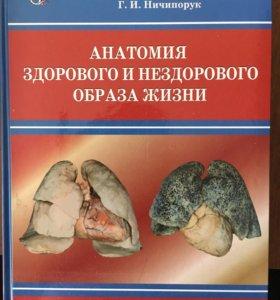 Книга анатомии