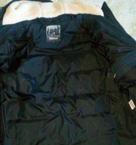 Куртка зимняя мужская 48 размер