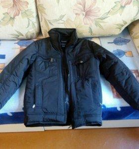 Куртка новая мужская 48 р