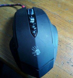 Игровая мышь A4Tech Bloody T70
