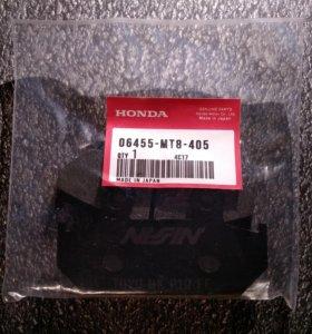 Тормозные колодки Honda 06455-MT8-405