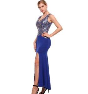 Платье (новое) вечернее
