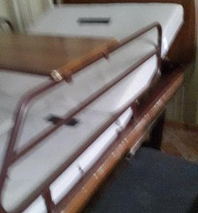 Кровать для ухода за лежачими больными, инвалидами