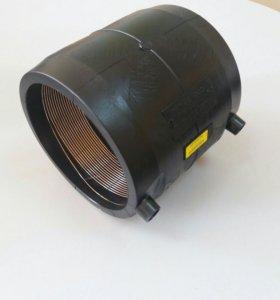 Отвод электросварной Radius d160 45/90гр ПЭ 100 SD