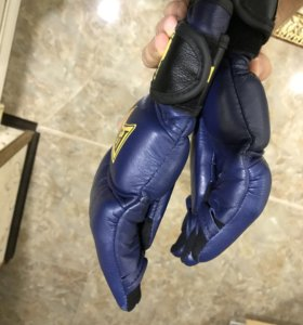 Перчатки (краги) для армейского рукопашного боя