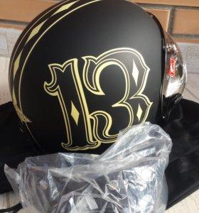Мото шлем torc
