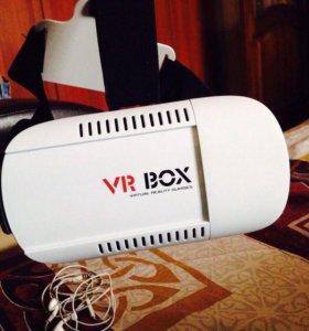 VR box + Bluetooth джойстик