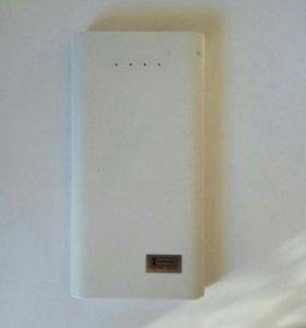Внешний аккумулятор (power bank) 10400