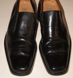 Кожаные туфли Dideman, новые