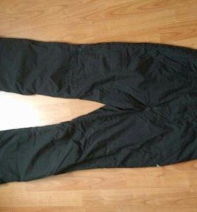 Зимние теплые брюки