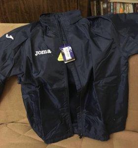 Спортивный костюм + ветровка + футболка Joma